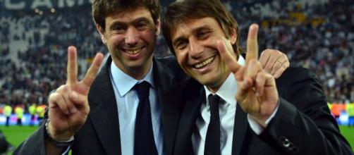 Juventus, Sky Sport: 'Agnelli non ha mai rilasciato dichiarazioni su Conte e la stella'