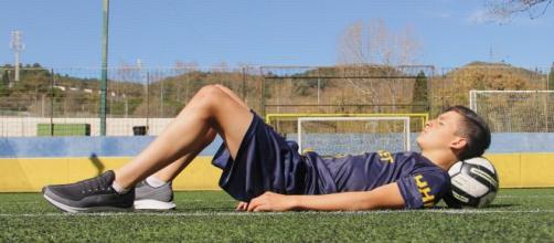 Los tiempos de descanso también deben incluirse en los entrenamientos. - marcetfootball.com