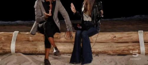 Temptation Island Vip: lunedì 7 ottobre è andata in onda la prima parte del falò di confronto tra Pago e Serena.