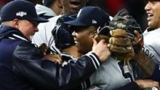 Yankees pitching dominates Twins in ALDS sweep