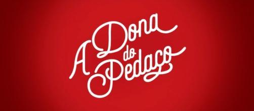 """""""A Dona do Pedaço"""" teve propaganda na RecordTV por alguns segundos. (Reprodução/TV Globo)"""