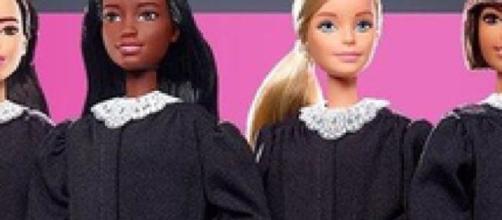Barbie mette la toga da magistrato