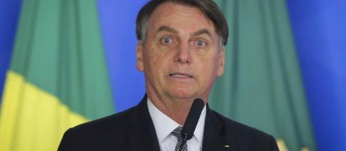 Bolsonaro veta projeto de lei. (Arquivo Blasting News)
