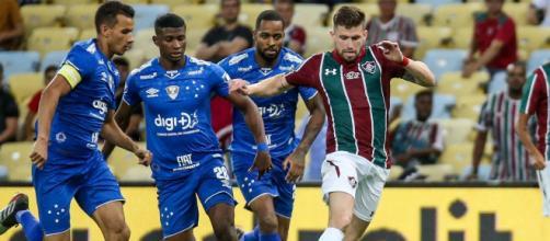 Cruzeiro joga em casa para não se afundar ainda mais. (Lucas Merçon/Fluminense FC)