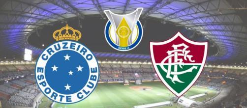 Cruzeiro x Fluminense: transmissão ao vivo na TV Aberta e Fechada. (Fotomontagem)