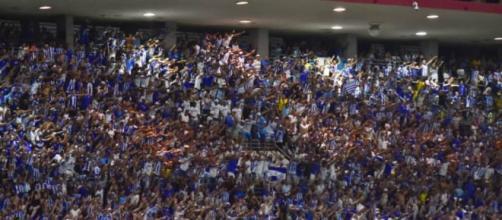 CSA e Internacional se enfrentam no estádio Rei Pelé. (Reprodução/Instagram/@csaoficial)