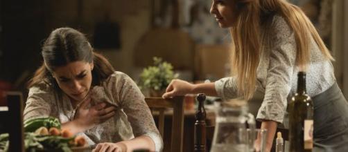 Il Segreto anticipazioni spagnole: Elsa malata, Antolina tenta di uccidere Isaac