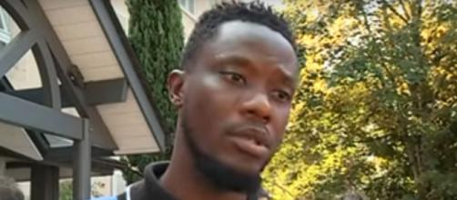 Jerry H., migrant homosexuel nigérian, est sous le coup d'une obligation de quitter le territoire français.