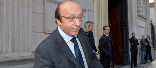 Luciano Moggi provoca l'Inter.