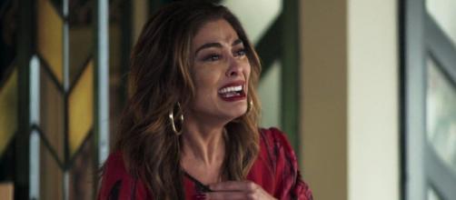 Maria da Paz é enganada por todos na novela 'A Dona do Pedaço'. (Reprodução/TV Globo)