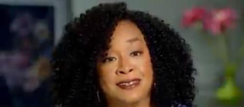 Shonda Rhimes makes appreciation of diversity real as a mother and within her media empire. [Image source:TODAY-YouTube]