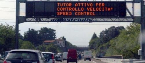 Tutor su strade e autostrade, nuove polemiche