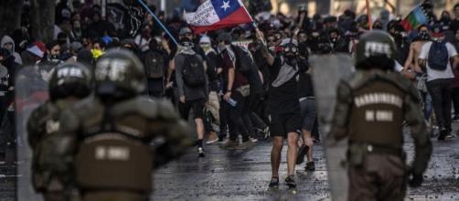 Ancora vittime e soprusi tra i cittadini cileni.