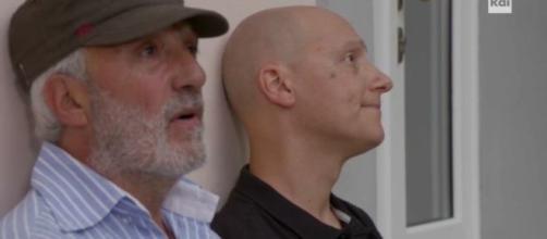 Anticipazioni Un posto al sole del 1° novembre: Raffaele visita Diego in carcere