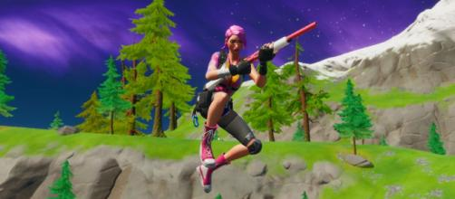 """""""Fortnite Battle Royale"""" has received numerous gun balance changes. [Image Source: In-game screenshot]"""