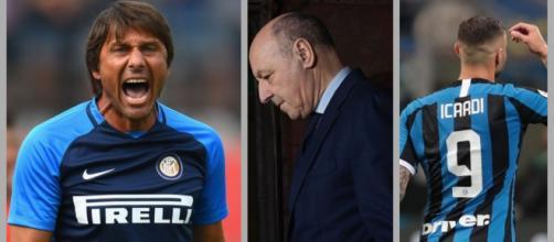 Inter, Marotta e il futuro di Icardi