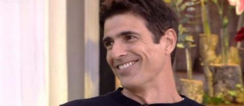 Reynaldo Gianecchini volta a falar sobre sexualidade. (Reprodução/TV Globo)