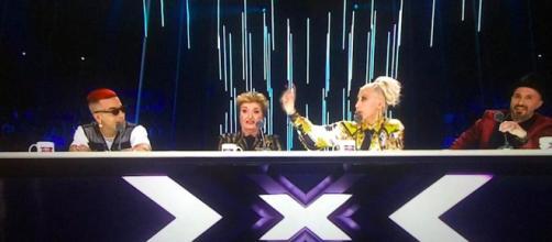 Sfera Ebbasta, Mara Maionchi, Malika Ayane e Samuel, i giudici di X Factor 13.