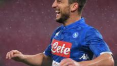 Inter, interesse per Mertens: il Napoli potrebbe cederlo già a gennaio