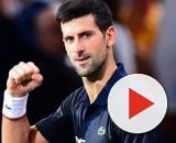 Novak Djokovic ha vinto il match d'esordio contro Matteo Berrettini alle Atp Finals 2019