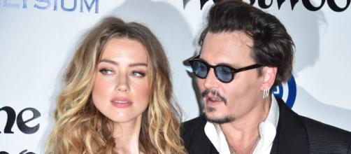 Amber Heard critica ex-marido. (Arquivo Blasting News)