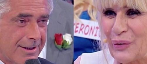 Anticipazioni Uomini e Donne: Juan Luis rimprovera Gemma per errore, lei fugge dallo studio piangendo.