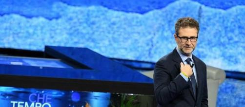 Fabio Fazio, il conduttore di 'Che tempo che fa'.