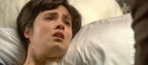 Il segreto, spoiler episodio 11 novembre: Maria sconvolta dopo aver appreso che non potrà più camminare