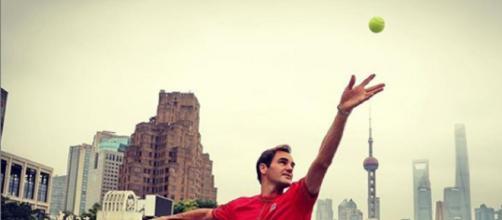 Roger Federer Credit: Instagram/ rogerfederer