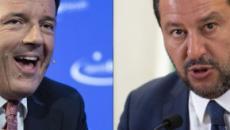 Ex Ilva: Renzi presenta emendamento, Salvini favorevole a scudo per ArcelorMittal