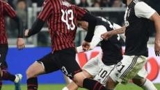 La Juventus torna in testa alla classifica, contro il Milan decide Dybala