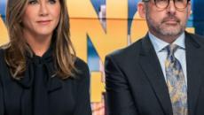 Série 'The Morning Show' tem elenco de astros da cinema e da TV