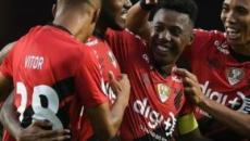 Athletico Paranaense incomoda rivais e se mantém no G6 do Brasileirão
