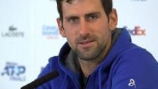 Djokovic: 'Normale che Berrettini fosse così teso, Sinner? Sarà la prossima star mondiale'
