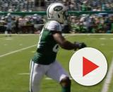 Former Nebraska football star has problem with his team. [Image via New York Jets/YouTube]