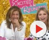 Jenna Bush Hager was back on 'Today,' with Hoda Kotb on Nov 11, and laughter and tears filled the hour. [Image Source: TODAY/YouTube]