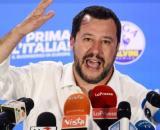 Pensioni, Salvini: 'Difenderemo la Quota 100 da Renzi che vuole tornare alla legge Fornero'