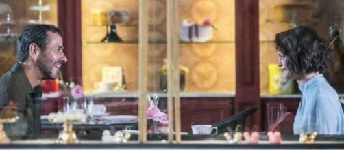 Amadeu terá boa notícia para dar a Josiane em 'A Dona do Pedaço'. (Reprodução/TV Globo)