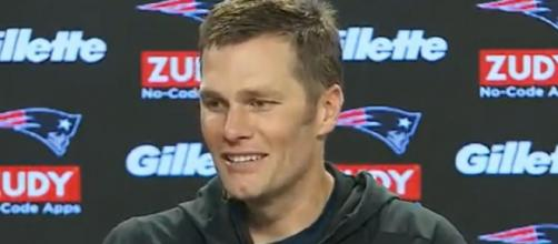 Brady not yet over with the Patriots' loss to Eagles in Super Bowl LII. [Image Source: New England Patriots/YouTube]