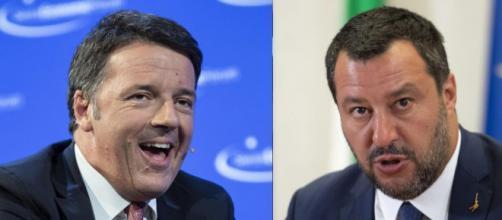 Ex Ilva, possibile convergenza tra Matteo Renzi e Matteo Salvini