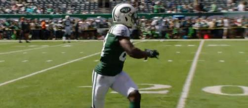 Former Nebraska football star has problem with his team. [Image via New York Jets/YouTube]