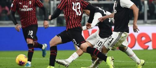 Il Milan crea e spreca tanto: la Juventus punisce con Dybala e ... - sportnotizie24.com