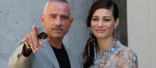 Marica Pellegrinelli e Aurora Rmazzotti lontane: le due ad un evento si sarebbero evitate.