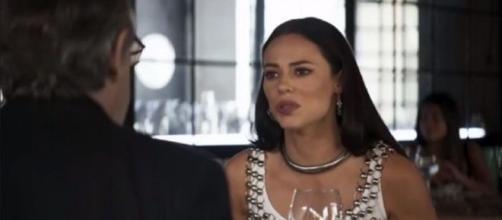 Otávio e Vivi, de A Dona do Pedaço (Reprodução/TV Globo)