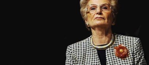 La senatrice a vita Liliana Segre