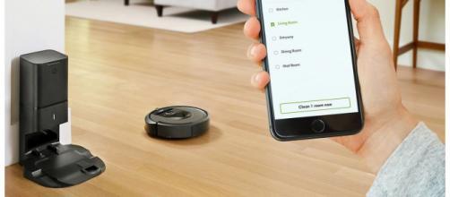 Roomba i7+: la tecnologia al servizio degli anziani.