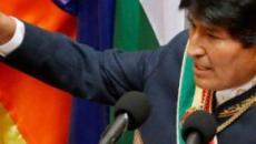Evo Morales se refugia en México