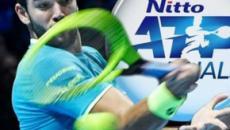 Tennis: Federer batte Berrettini in due set, l'azzurro è quasi eliminato