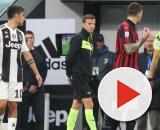 Calvarese e Fabbri in Milan-Juventus