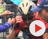 Vincenzo NIbali è passato dalla Bahrain Merida alla Trek Segafredo